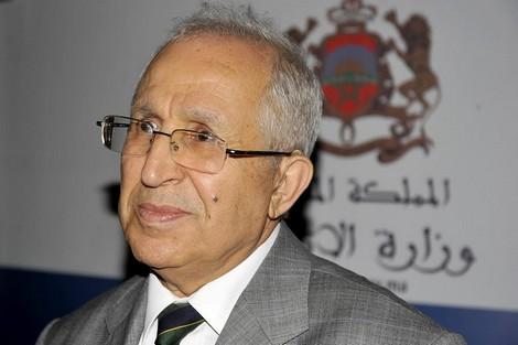 المرحوم ذ. محمد العربي المساري