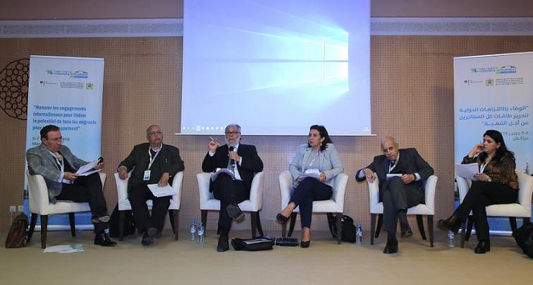 Atelier du CERSS au 'Forum Global pour Migration et Développement''