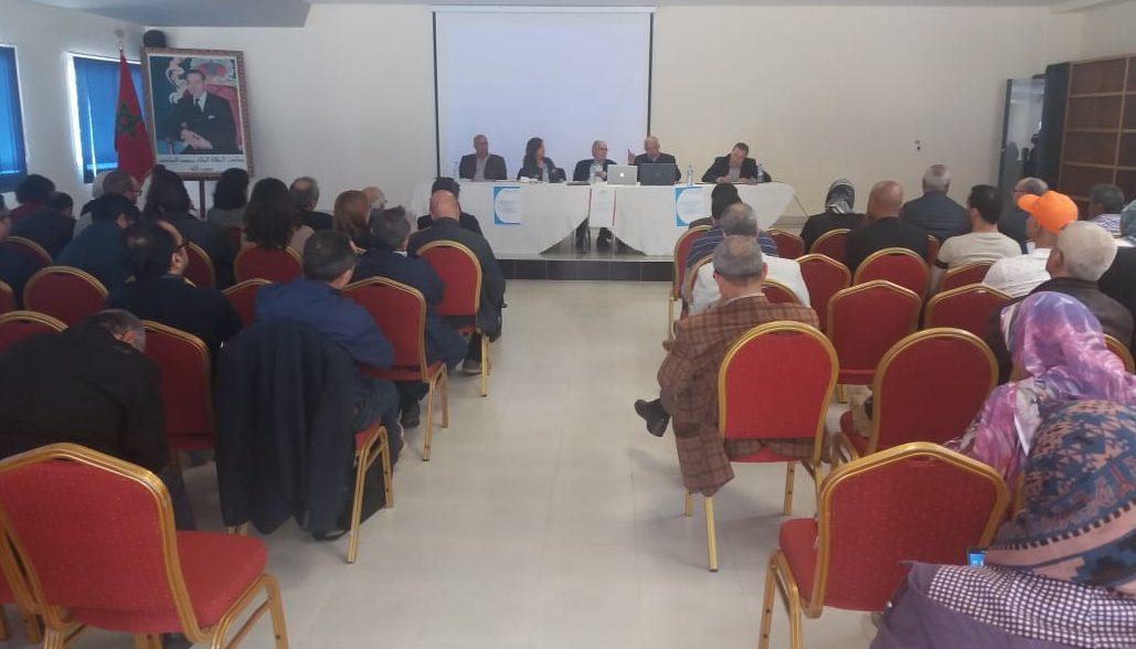 """Rencontre débat sur le thème: """"Société civile, science et démocratie"""""""