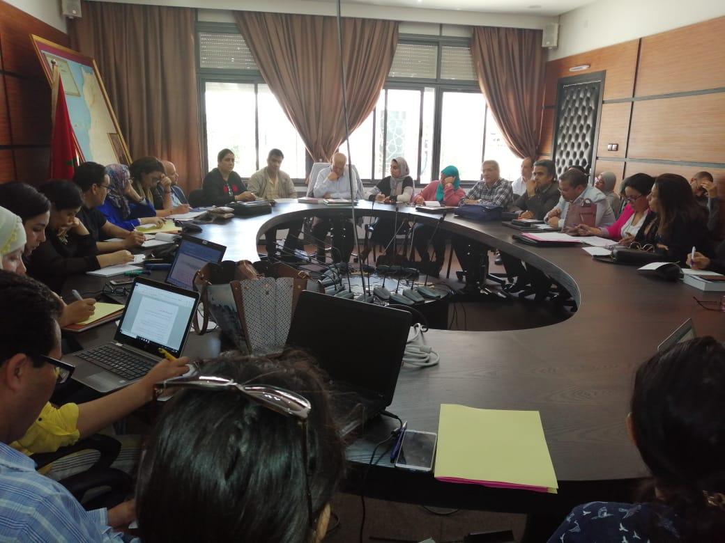 2ème réunion préparatoire du Rapport Stratégique du Maroc pour la période 2018-2019