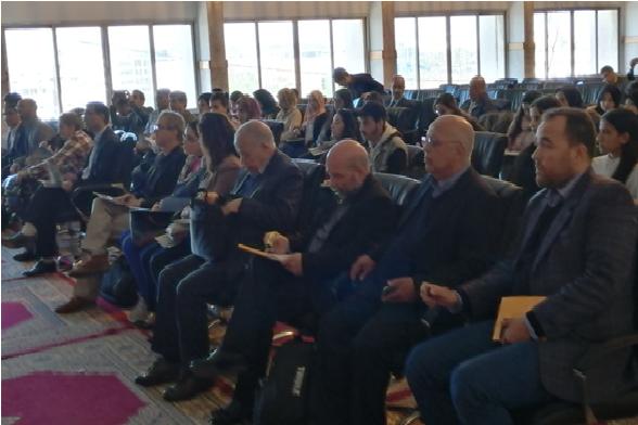 """Conférence sur le thème : """"Jeunes, Démocratie et développement """" Le 20 avril 2019 à Salé"""